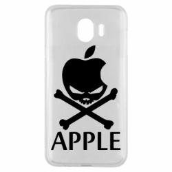 Чехол для Samsung J4 Pirate Apple