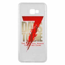 Чохол для Samsung J4 Plus 2018 7 Days To Die