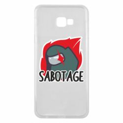 Чохол для Samsung J4 Plus 2018 Among Us Sabotage