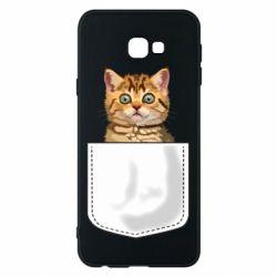 Чехол для Samsung J4 Plus 2018 Cat in your pocket