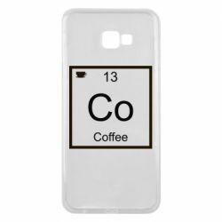 Чохол для Samsung J4 Plus 2018 Co coffee