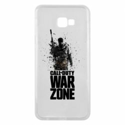 Чехол для Samsung J4 Plus 2018 COD Warzone Splash