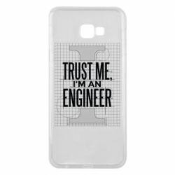 Чохол для Samsung J4 Plus 2018 Довірся мені я інженер