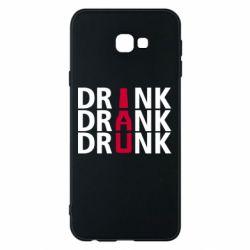 Чехол для Samsung J4 Plus 2018 Drink Drank Drunk