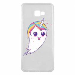 Чохол для Samsung J4 Plus 2018 Ghost Unicorn