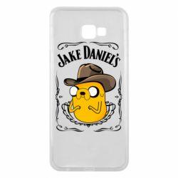 Чохол для Samsung J4 Plus 2018 Jack Daniels Adventure Time