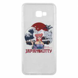 Чохол для Samsung J4 Plus 2018 Japan Kitty