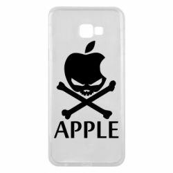 Чехол для Samsung J4 Plus 2018 Pirate Apple