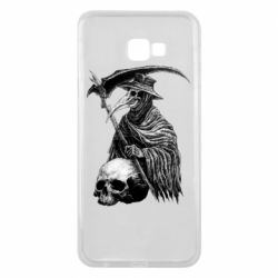 Чехол для Samsung J4 Plus 2018 Plague Doctor graphic arts