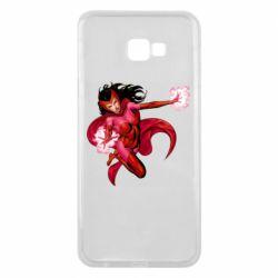 Чохол для Samsung J4 Plus 2018 Scarlet Witch comic art