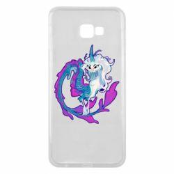 Чохол для Samsung J4 Plus 2018 Sisu Dragon Art