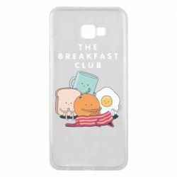 Чохол для Samsung J4 Plus 2018 The breakfast club