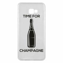 Чохол для Samsung J4 Plus 2018 Time for champagne