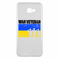 Чохол для Samsung J4 Plus 2018 War veteran