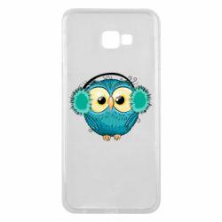 Чехол для Samsung J4 Plus 2018 Winter owl