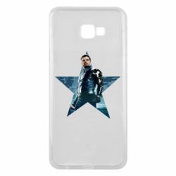 Чохол для Samsung J4 Plus 2018 Winter Soldier Star