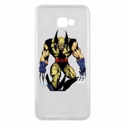 Чохол для Samsung J4 Plus 2018 Wolverine comics