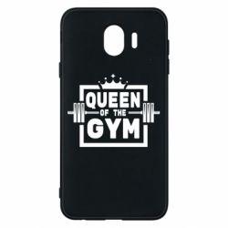 Чохол для Samsung J4 Queen Of The Gym