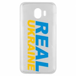 Чехол для Samsung J4 Real Ukraine