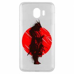 Чохол для Samsung J4 Samurai spray