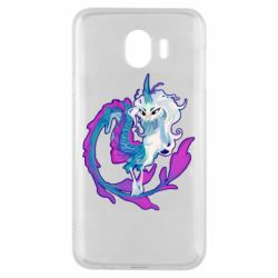 Чохол для Samsung J4 Sisu Dragon Art