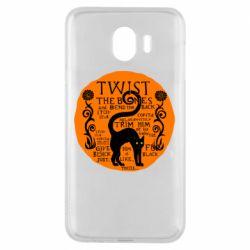 Чехол для Samsung J4 TWIST