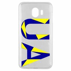 Чехол для Samsung J4 UA Ukraine