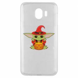 Чохол для Samsung J4 Yoda conjures