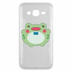 Чохол для Samsung J5 2015 Baby frog