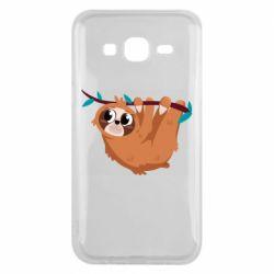 Чохол для Samsung J5 2015 Cute sloth