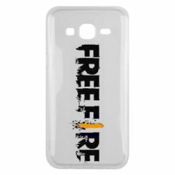 Чехол для Samsung J5 2015 Free Fire spray
