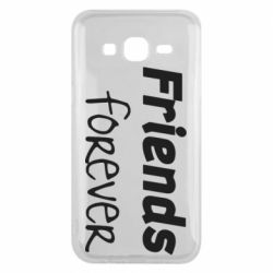 Чехол для Samsung J5 2015 Friends forever