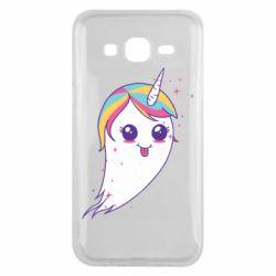 Чохол для Samsung J5 2015 Ghost Unicorn