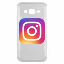 Чохол для Samsung J5 2015 Instagram Logo Gradient