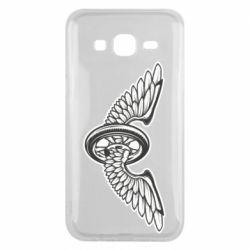 Чохол для Samsung J5 2015 Колесо та крила