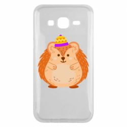 Чохол для Samsung J5 2015 Little hedgehog in a hat