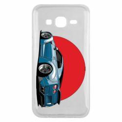 Чехол для Samsung J5 2015 Nissan GR-R Japan