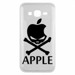 Чехол для Samsung J5 2015 Pirate Apple