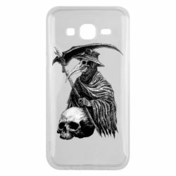 Чехол для Samsung J5 2015 Plague Doctor graphic arts