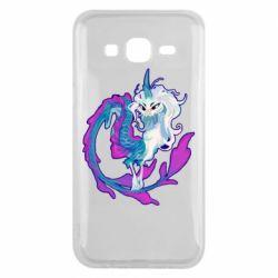 Чохол для Samsung J5 2015 Sisu Dragon Art