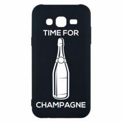 Чохол для Samsung J5 2015 Time for champagne