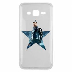 Чохол для Samsung J5 2015 Winter Soldier Star