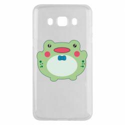 Чохол для Samsung J5 2016 Baby frog