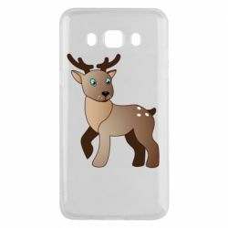 Чехол для Samsung J5 2016 Cartoon deer