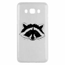 Чохол для Samsung J5 2016 Cute raccoon face