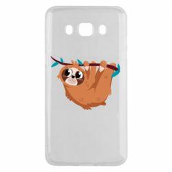 Чохол для Samsung J5 2016 Cute sloth
