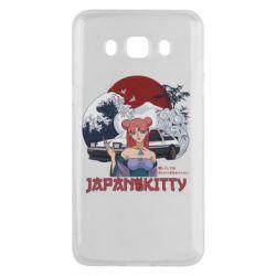 Чохол для Samsung J5 2016 Japan Kitty