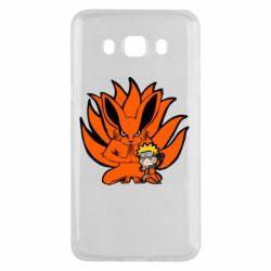 Чохол для Samsung J5 2016 Kurama And Naruto