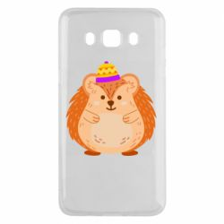 Чохол для Samsung J5 2016 Little hedgehog in a hat