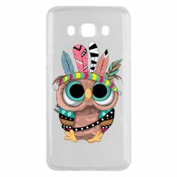 Чохол для Samsung J5 2016 Little owl with feathers